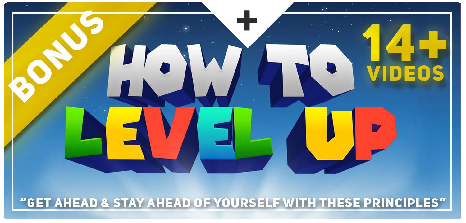 How To Level Up